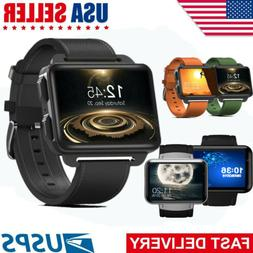 """2.2"""" 3G WiFi Smart Watch GPS GSM SIM Android Phone Heart Rat"""