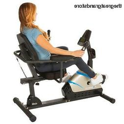 Exerpeutic 2000 High Capacity Programmable Magnetic Recumben
