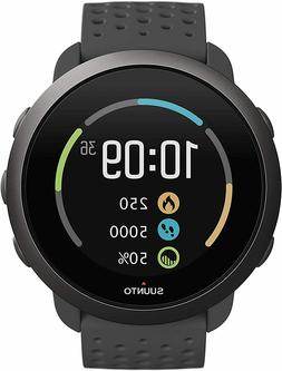 Suunto 3, Sports Watch with Wrist-Based Heart Rate, 24/7 Fit