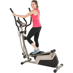 Exerpeutic 1318 5000 Magnetic Elliptical Trainer with Double
