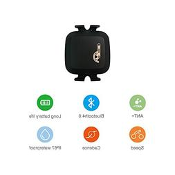 CooSpo ANT+ Bluetooth Technology Wireless Waterproof Fitness