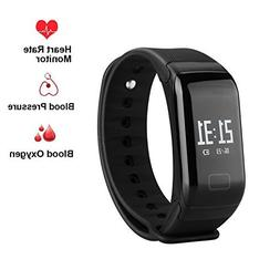 Fitness Tracker,Coolbit Health Activity Tracker Smart Band W