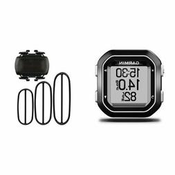 Garmin - Edge Gps With Built-in Bluetooth - Black