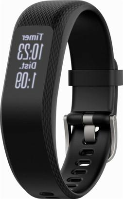 Garmin - vivosmart 3 Activity Tracker + Heart Rate  - Black