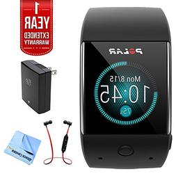 Polar M600 Sports Smart Watch - Black  w/Extended Warranty B
