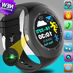 Smart Watch Fitness Tracker with Heart Rate Blood Pressure M