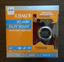 Timex Full-Size T5K560 Health Touch Plus Heart Rate Monitor