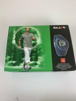 Polar A3 Heart Rate Monitor Watch with Chest Strap  - Blue-