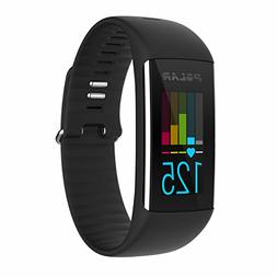Polar A360 Fitness Tracker with Wrist Heart Rate Monitor Bla