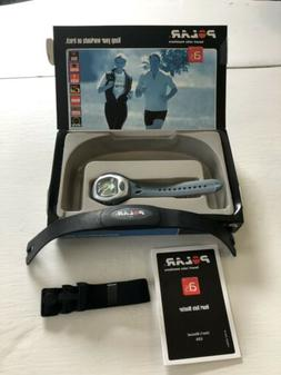 POLAR A5 Fitness Heart Rate Monitor 40mm Watch Box and Manua