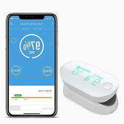 iHealth Air Wireless Fingertip Pulse Oximeter with Plethysmo