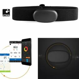ANT+ Bluetooth Heart Rate Monitor Sensor MHR10 Cycling Compu