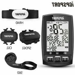IGPSPORT ANT+GPS Cycle IGS50E Wireless Computer with Optiona