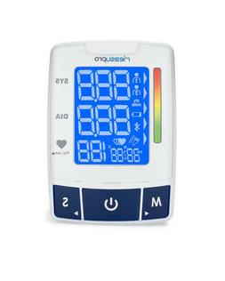 MeasuPro Automatic Digital Wrist Blood Pressure Monitor with