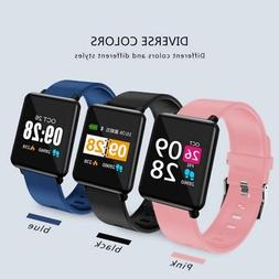 Bluetooth 4.0 Smart Bracelet Sport Watch Step Calorie Counte