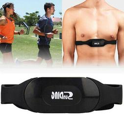 Bluetooth Adjust Chest Belt Strap Band Sport Heart Rate Moni