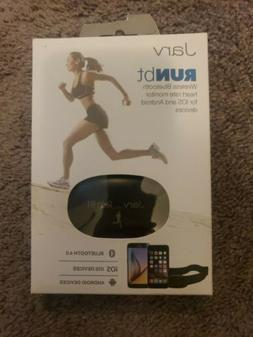 Jarv Bluetooth Heart Rate Monitor for Apple iPhone IOS Strav