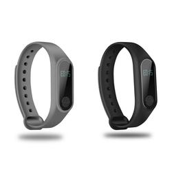 Bluetooth Heart Rate Monitor Smartband Blood Pressure Meter