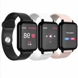 Bluetooth SMART Watch Heart Rate & Blood Pressure Monitor Sp