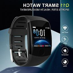 Bluetooth Smart Watch Heart Rate Blood Pressure Monitor Wome