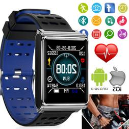 Bluetooth Smart Watch Phone Compatible with IOS iphone X 9 8