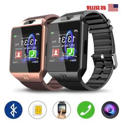 Smartwatch Smart Watch SIM Camera Phone For Android Samsung