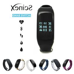 Bluetooth Sports Watch Fitness Activity Tracker & Heart Rate