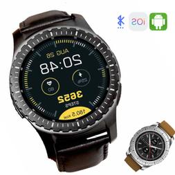 Bluetooth Waterproof Smart Watch Fitness GSM SIM For Kids iP