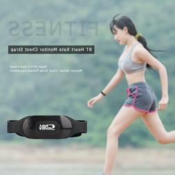 Bluetooth4.0 Sport Heart Rate Monitor Chest Strap Fitness Ba