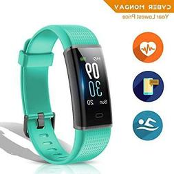 Calorie Counters Fitness Tracker Watch Heart Rate Monitor, I
