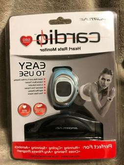 Sportline Cardio Watch 680 Womens Heart Rate Monitor Blue NI