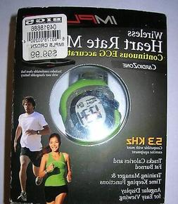 Impulse Cardio Zone Wireless Heart Rate Monitor Watch & Ches