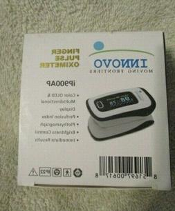 Innovo Deluxe Fingertip Pulse Oximeter with Plethysmograph a