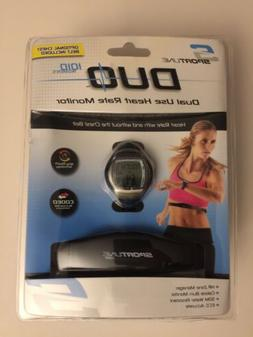SPORTLINE Duo 1010 Womens Heart Rate Watch DUAL USE Continuo