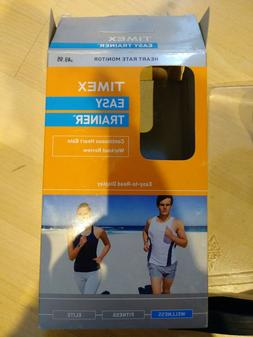 Timex Easy Trainer Heart Rate Monitor NEW