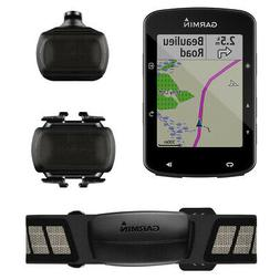 Garmin Edge 520 Plus Speed and Cadence Bundle, GPS Cycling/B