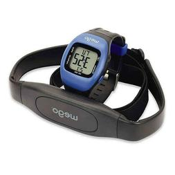 Wego Enduro 100 Heart Rate Monitor, Running, Biking, Interva