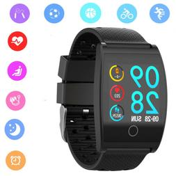 Exercise Smart Watch Heart Rate Blood Pressure Monitor Pedom