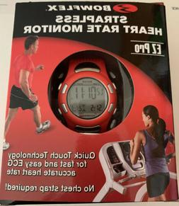 Bowflex EZ Pro Red  Strapless Heart Rate Monitor