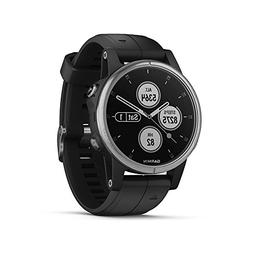 Garmin fēnix 5S Plus - compact multisport smartwatch with m