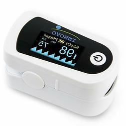Innovo Premium Fingertip Pulse Oximeter Blood Oxygen Monitor
