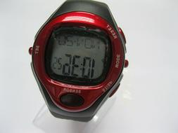 fitness pulse heart rate monitor sport watch