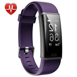 Fitness Tracker with Heart Rate Monitor, Lintelek Activity T