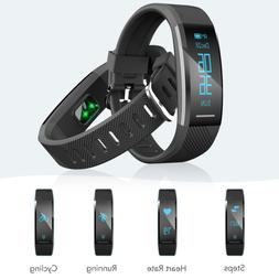 AGPTEK Fitness Tracker Activity Smart Watch Waterproof Heart