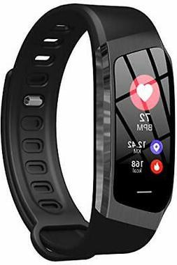 Fitness Tracker Heart Rate Monitor Blood Pressure Sleep Calo
