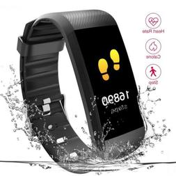 Fitness Tracker, Heart Rate Monitor Read R11 Pedometer Calor