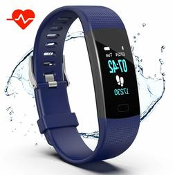 Apirka Fitness Tracker HR Activity Tracker Watch Heart Rate