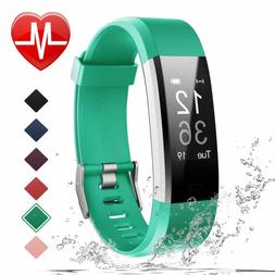 Letscom Fitness Tracker Hr, Activity Tracker Watch With Hear