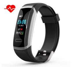 Akuti Fitness Tracker HR, Fitness Watch with Heart Rate Moni