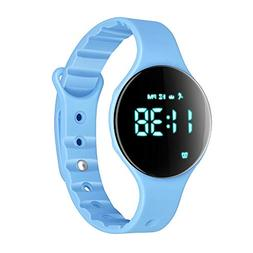 iGANK Fitness Tracker Watch, T6A Non-Bluetooth Smart Bracele